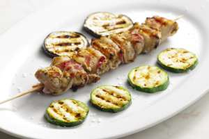 Metabolic Balance approved! Kalkoenfilet met gegrilde courgette